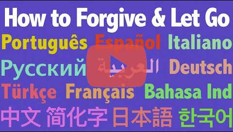 Why You Can't Forgive